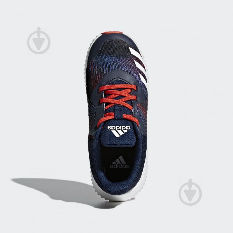 Кроссовки Adidas FortaRun K CP9994 р.5 темно-синий - фото 2