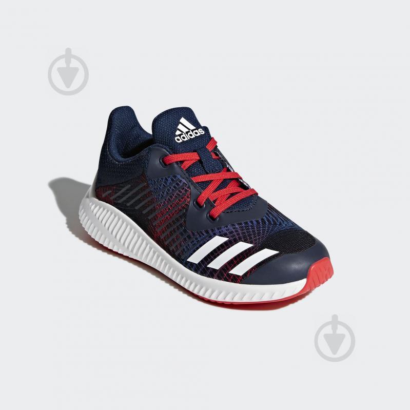 Кроссовки Adidas FortaRun K CP9994 р.5 темно-синий - фото 4