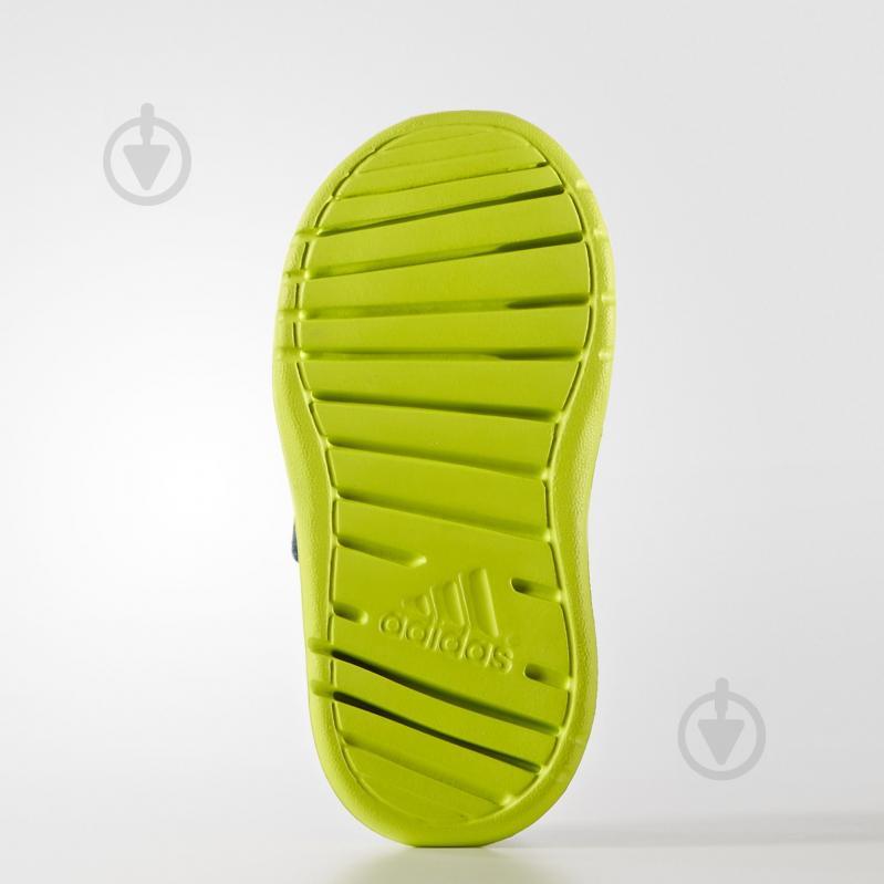 Кроссовки Adidas AltaRun CF I CQ2458 р.27 синий - фото 3