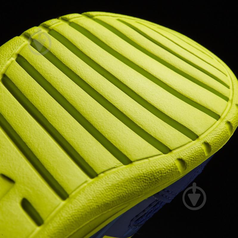 Кроссовки Adidas AltaRun CF I CQ2458 р.27 синий - фото 7