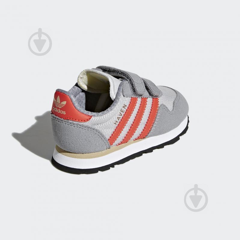 Кроссовки Adidas HAVEN CF I CQ3153 р.24 серый - фото 5