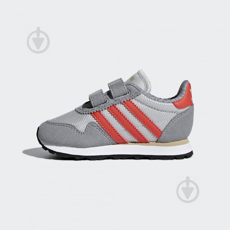 Кроссовки Adidas HAVEN CF I CQ3153 р.24 серый - фото 6