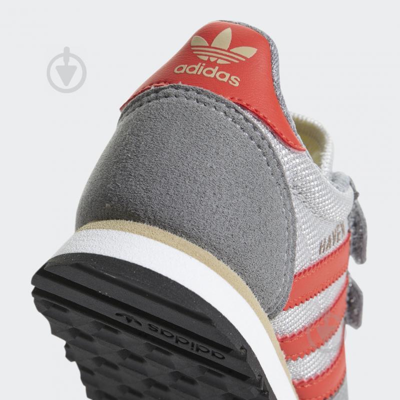 Кроссовки Adidas HAVEN CF I CQ3153 р.24 серый - фото 7