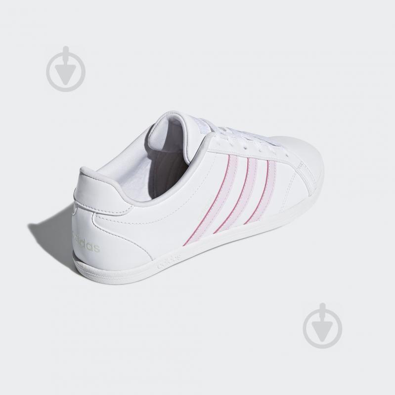 Кроссовки Adidas CONEO QT DB0132 р.4,5 белый - фото 5