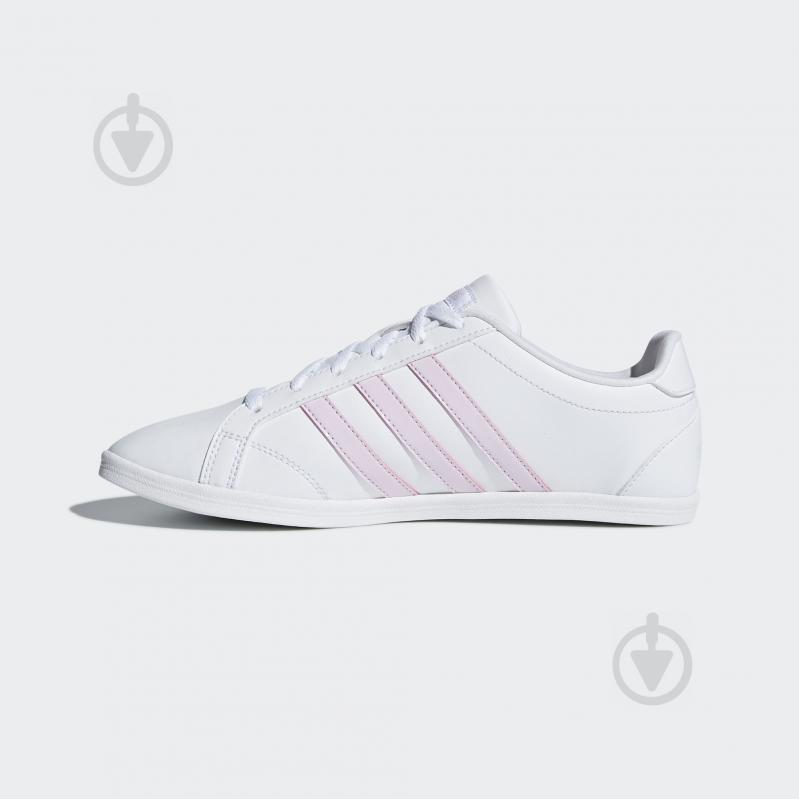 Кроссовки Adidas CONEO QT DB0132 р.4,5 белый - фото 6