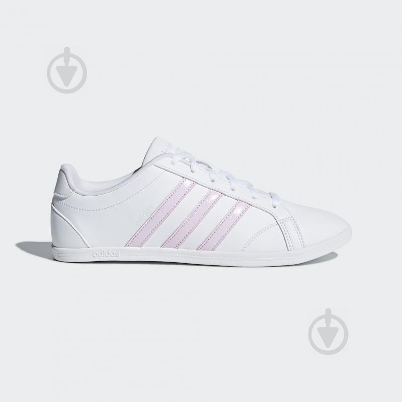 Кроссовки Adidas CONEO QT DB0132 р.5,5 белый - фото 1