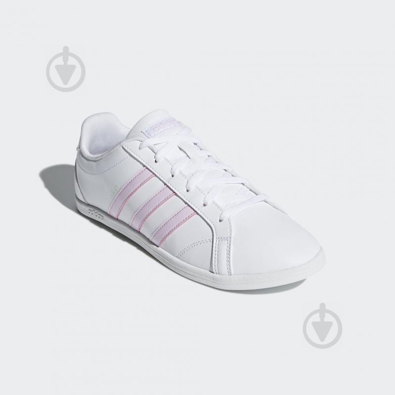 Кроссовки Adidas CONEO QT DB0132 р.5,5 белый - фото 4