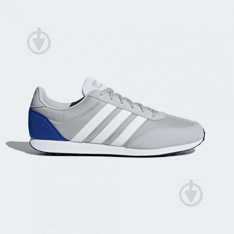 Кроссовки Adidas V RACER 2.0 DB0426 р.7,5 серый - фото 1