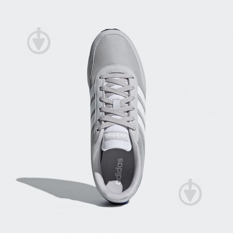 Кроссовки Adidas V RACER 2.0 DB0426 р.7,5 серый - фото 2