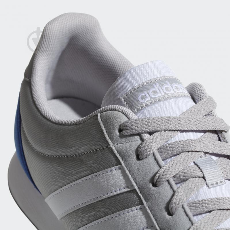 Кроссовки Adidas V RACER 2.0 DB0426 р.7,5 серый - фото 8