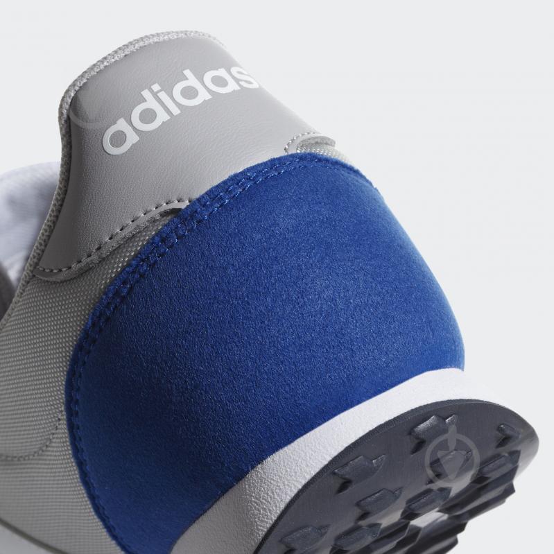 Кроссовки Adidas V RACER 2.0 DB0426 р.7,5 серый - фото 9