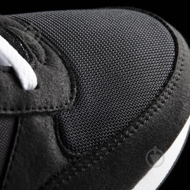 Кроссовки Adidas NEO CITY RACER 17 F99329 р.7,5 черный - фото 6