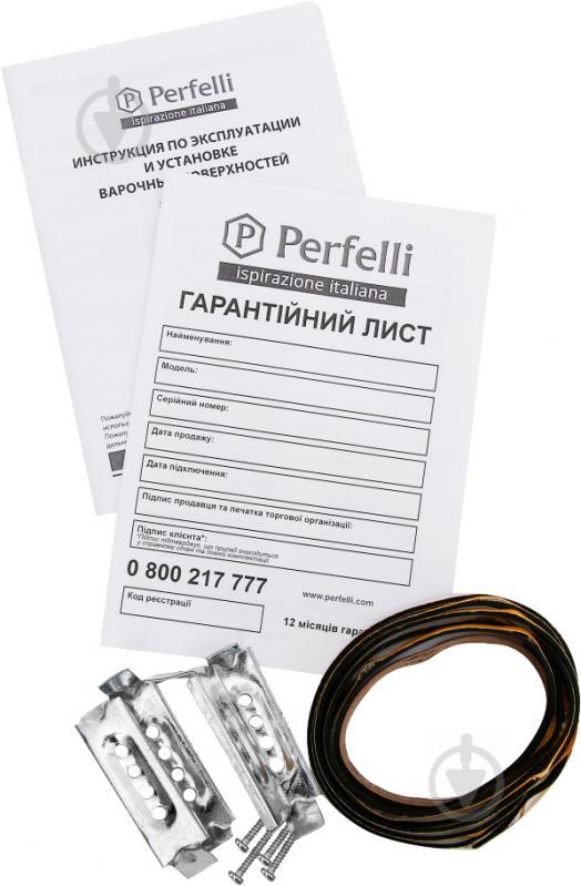 Варильна поверхня Perfelli HGG 71643 BL - фото 8