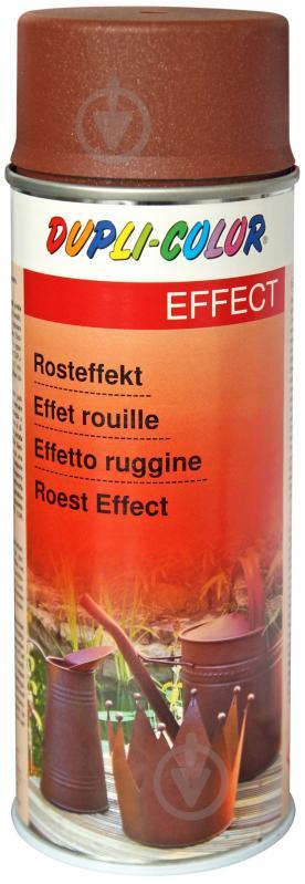 Емаль аерозольна Effect Dupli-Color червоний 400 мл - фото 1