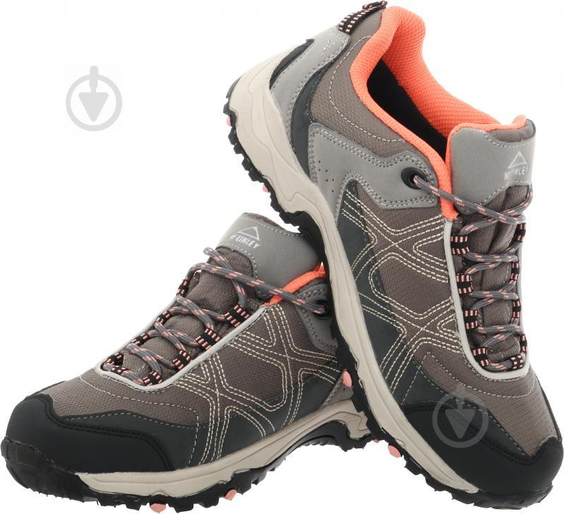 Кросівки McKinley Kona II AQX W 232556 р.41 сірий - фото 1