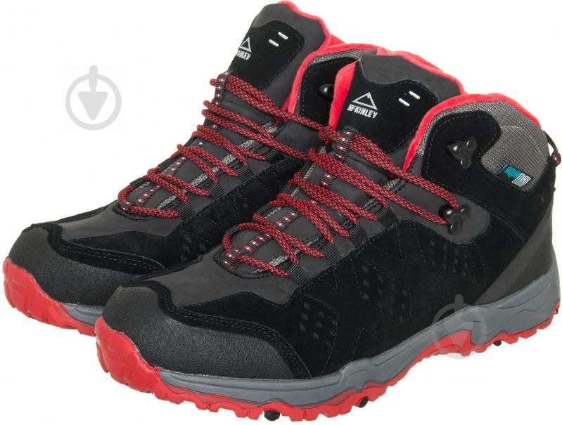 Ботинки McKinley Crisp Mid AQX Thermo M 240124 р. 44 черный - фото 2