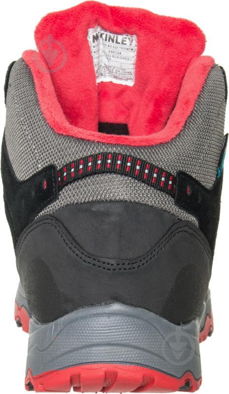 Ботинки McKinley Crisp Mid AQX Thermo M 240124 р. 44 черный - фото 8