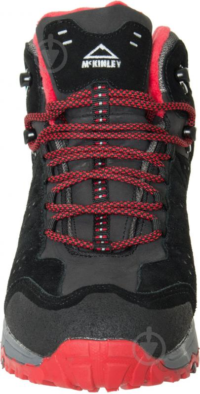 Ботинки McKinley Crisp Mid AQX Thermo M 240124 р. 44 черный - фото 7
