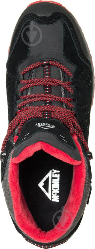 Ботинки McKinley Crisp Mid AQX Thermo M 240124 р. 44 черный - фото 9
