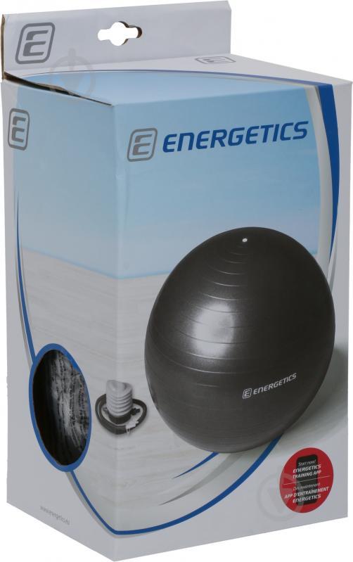 Мяч для фитнеса Energetics d72 147882 - фото 4