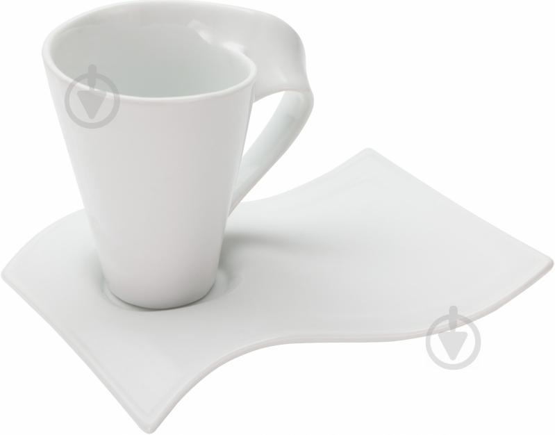 Чашка з блюдцем 200 мл 21-04-139 Helfer - фото 1
