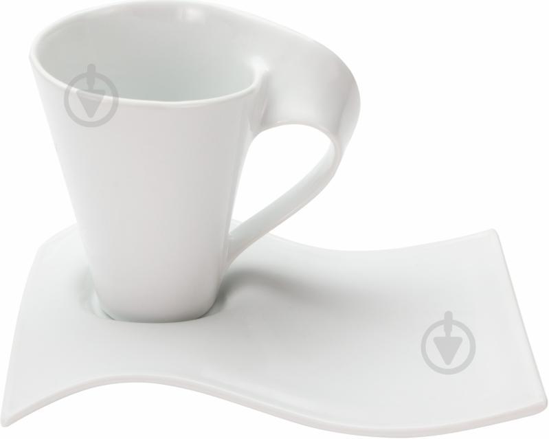 Чашка з блюдцем 200 мл 21-04-139 Helfer - фото 2