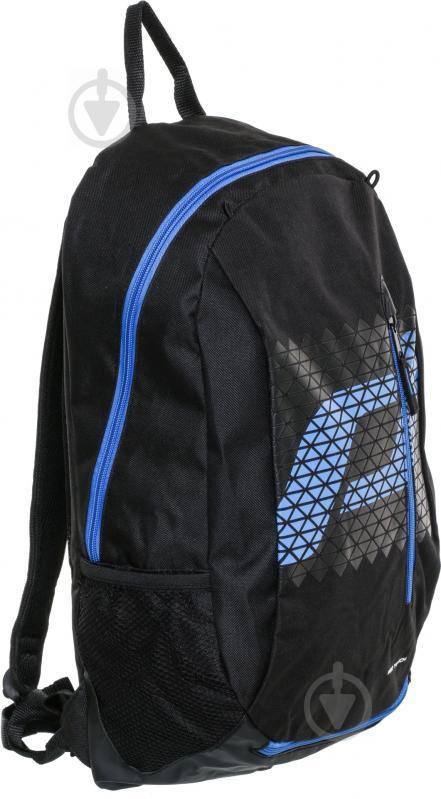 Рюкзак Pro Touch Force Backpack FW1617 36 л чорний із синім 244010-901050 - фото 2