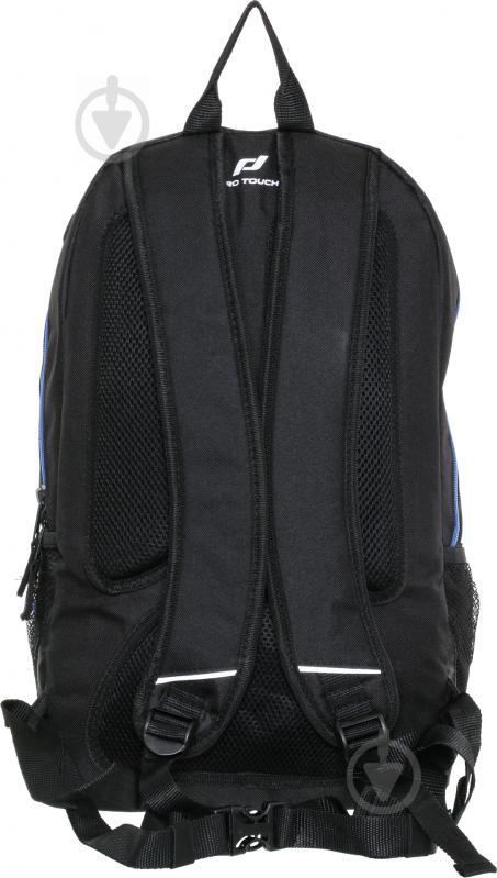 Рюкзак Pro Touch Force Backpack FW1617 36 л чорний із синім 244010-901050 - фото 4