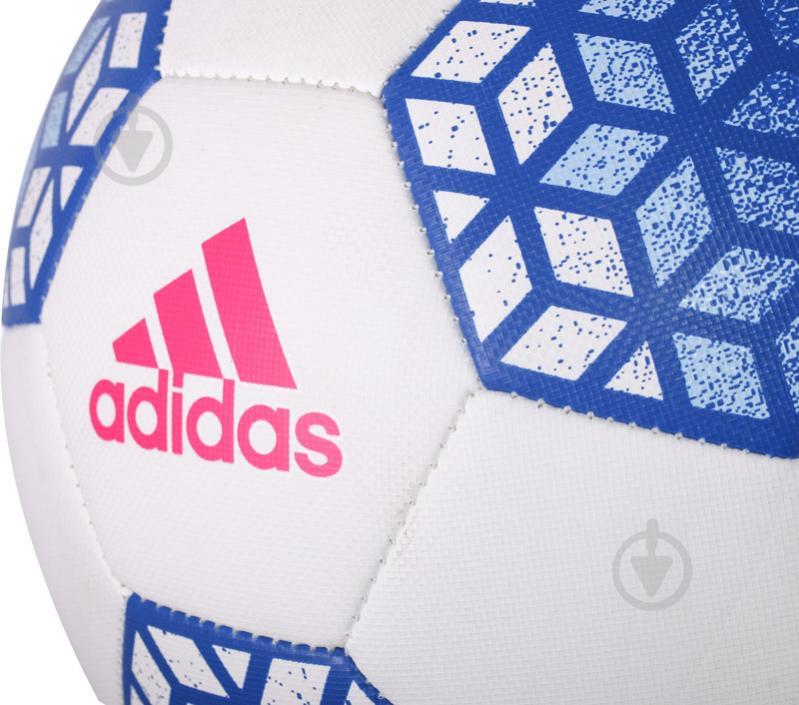 Футбольный мяч Adidas ACE GLIDER SOCCER р. 5 AZ5976 - фото 2
