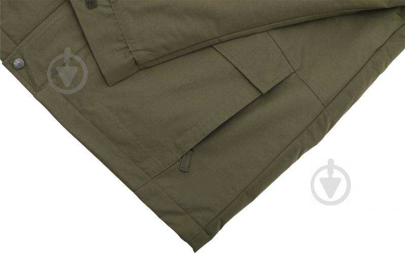 Куртка-парка McKinley Men Functional Jacket Ganda 251673-840 L зеленый - фото 8