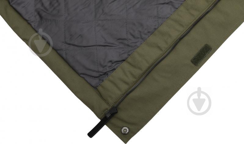 Куртка-парка McKinley Men Functional Jacket Ganda 251673-840 L зеленый - фото 9
