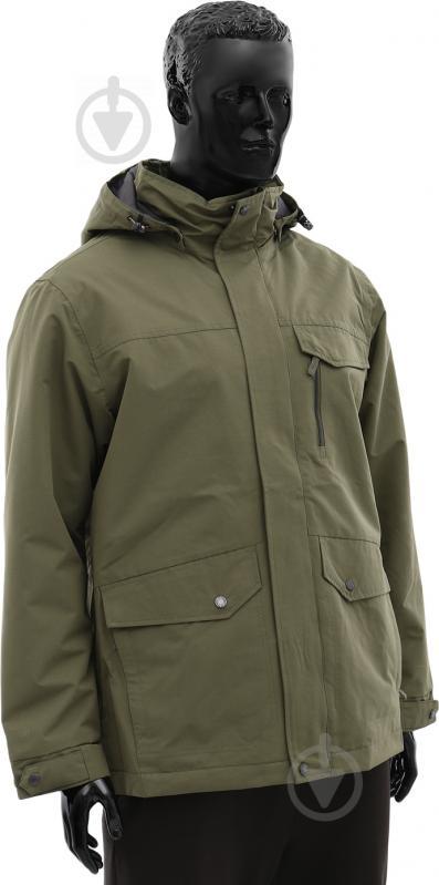 Куртка-парка McKinley Men Functional Jacket Ganda 251673-840 L зеленый - фото 2