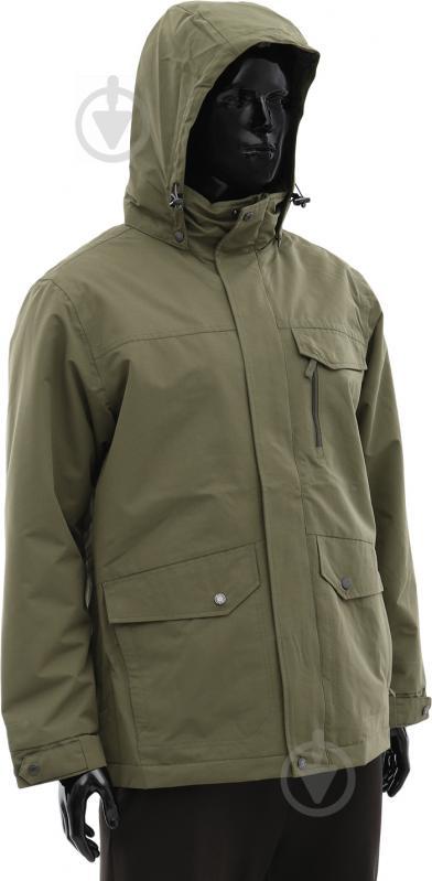 Куртка-парка McKinley Men Functional Jacket Ganda 251673-840 L зеленый - фото 3