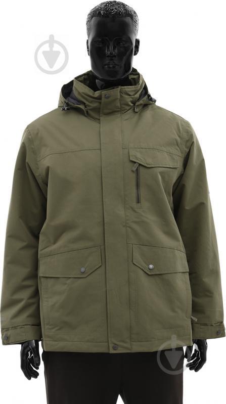 Куртка-парка McKinley Men Functional Jacket Ganda 251673-840 L зеленый - фото 1