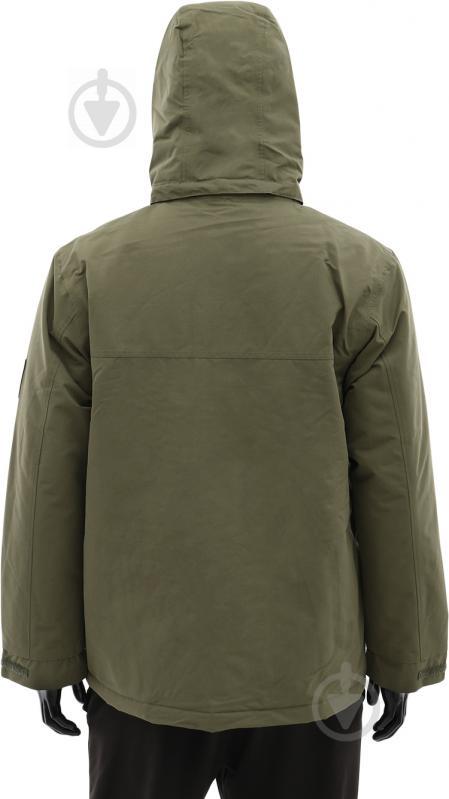 Куртка-парка McKinley Men Functional Jacket Ganda 251673-840 L зеленый - фото 5
