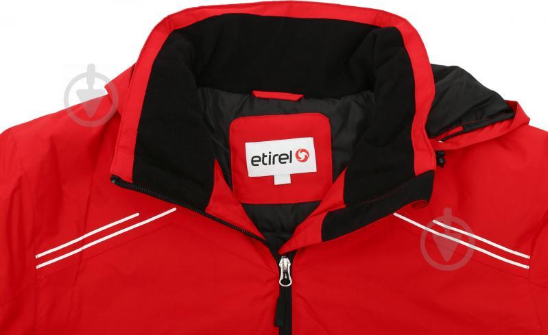 Спортивная куртка Etirel 250760-260 Sabin р.S красный - фото 10