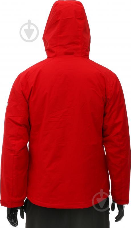 Спортивная куртка Etirel 250760-260 Sabin р.S красный - фото 8