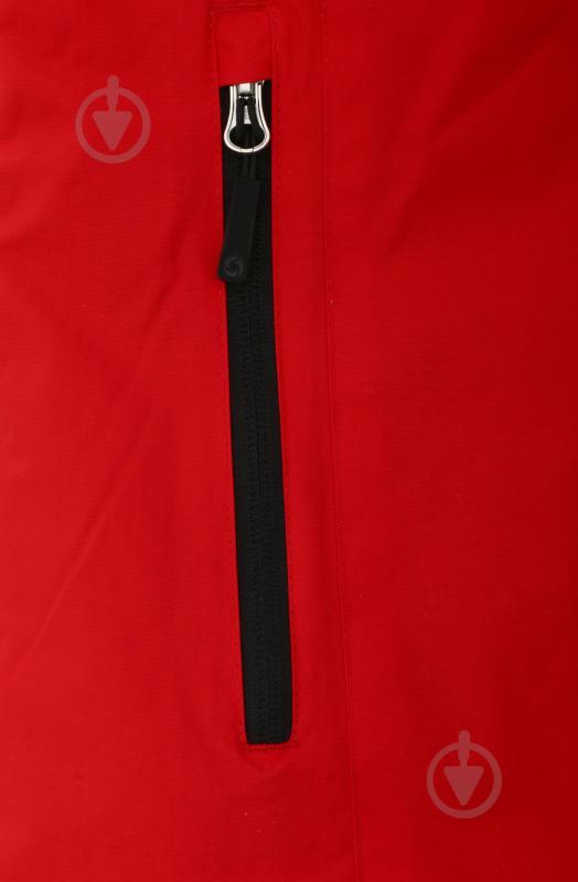 Спортивная куртка Etirel Sabin р. L красный 250760-260 - фото 13