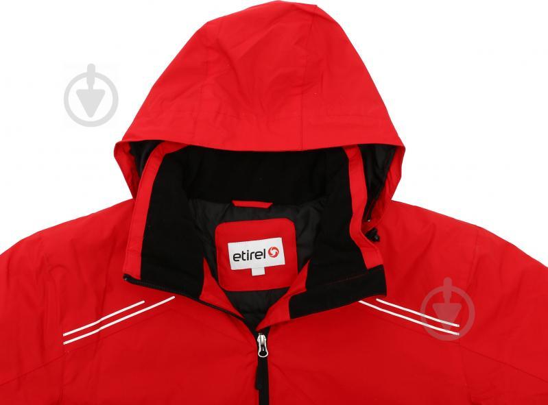 Спортивная куртка Etirel Sabin р. L красный 250760-260 - фото 9
