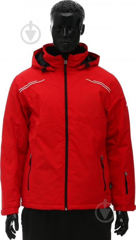 Спортивная куртка Etirel Sabin р. L красный 250760-260 - фото 1