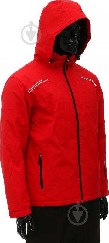 Спортивная куртка Etirel Sabin р. L красный 250760-260 - фото 6