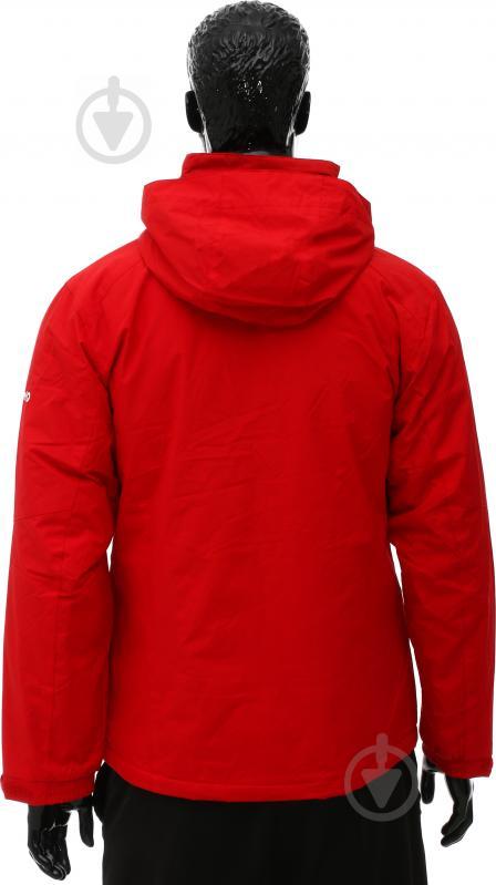 Спортивная куртка Etirel Sabin р. L красный 250760-260 - фото 4