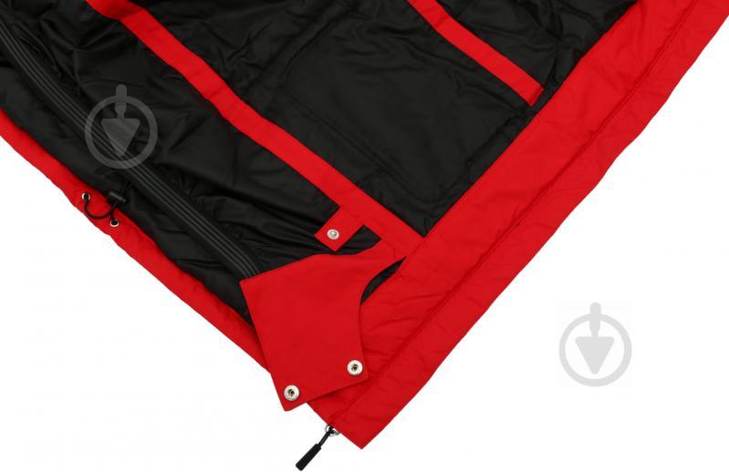 Спортивная куртка Etirel Sabin р. L красный 250760-260 - фото 11