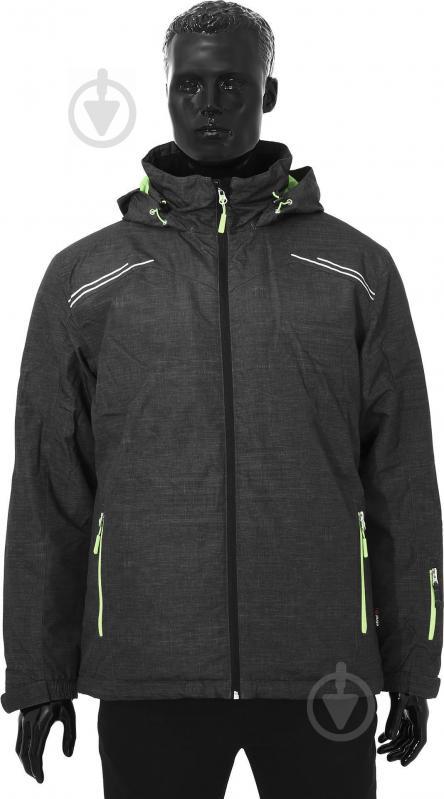 Куртка Etirel Sabin р. S черный 250760-900896 - фото 1