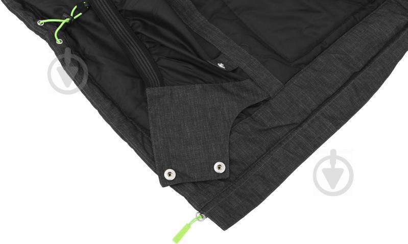 Куртка Etirel Sabin р. S черный 250760-900896 - фото 14