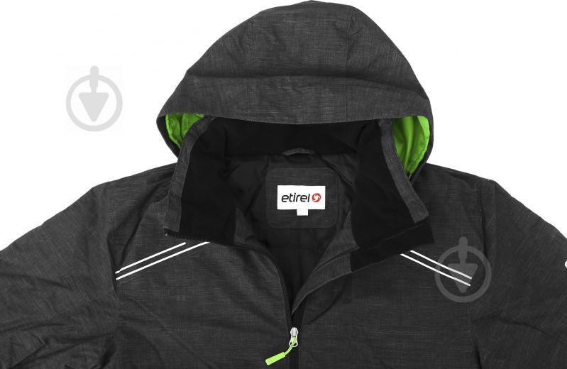 Куртка Etirel Sabin р. S черный 250760-900896 - фото 10