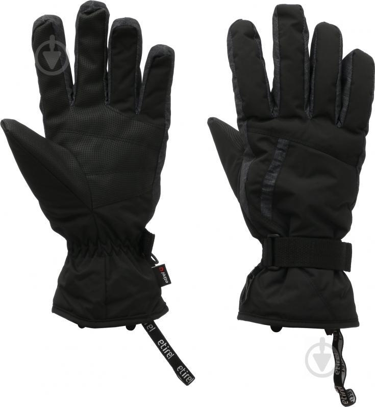 Перчатки Etirel 221486-57 р. 8 черный Valence - фото 1