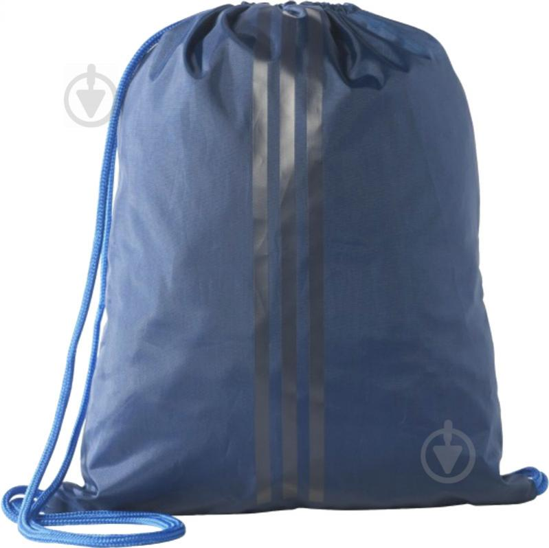 Спортивная сумка Adidas Tiro Gym BS4763 синий - фото 2