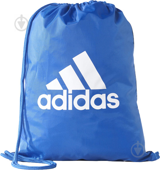 Спортивная сумка Adidas Tiro Gym BS4763 синий - фото 1