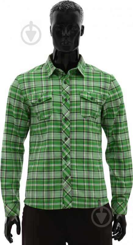 Рубашка McKinley Walla 249175-900896 р. S разноцветный - фото 1